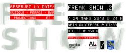 save-the-date-freak-show